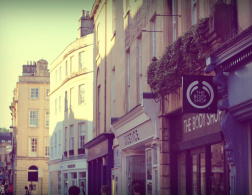 Five reasons to go to Bath, England