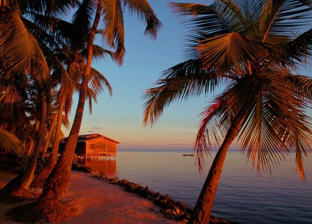Seaside perfection in Tela, Honduras