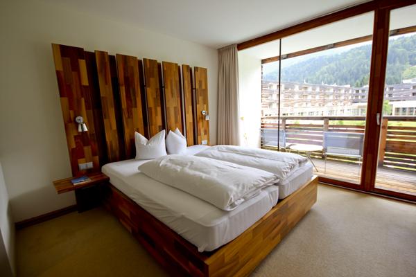 hotel room carinzia
