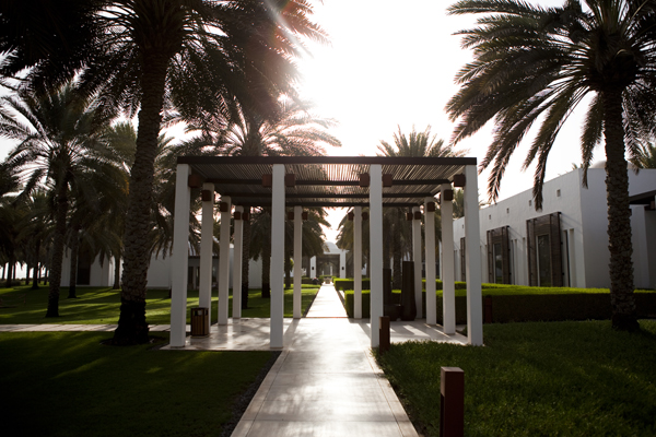 Hotels we love: The Chedi Muscat