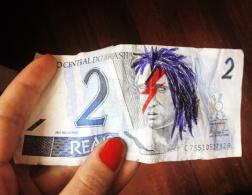 DIY Sunday: Money Graffiti