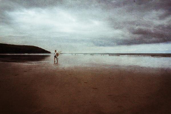 Playa de Xago - a Mysterious Surf Spot in Spain