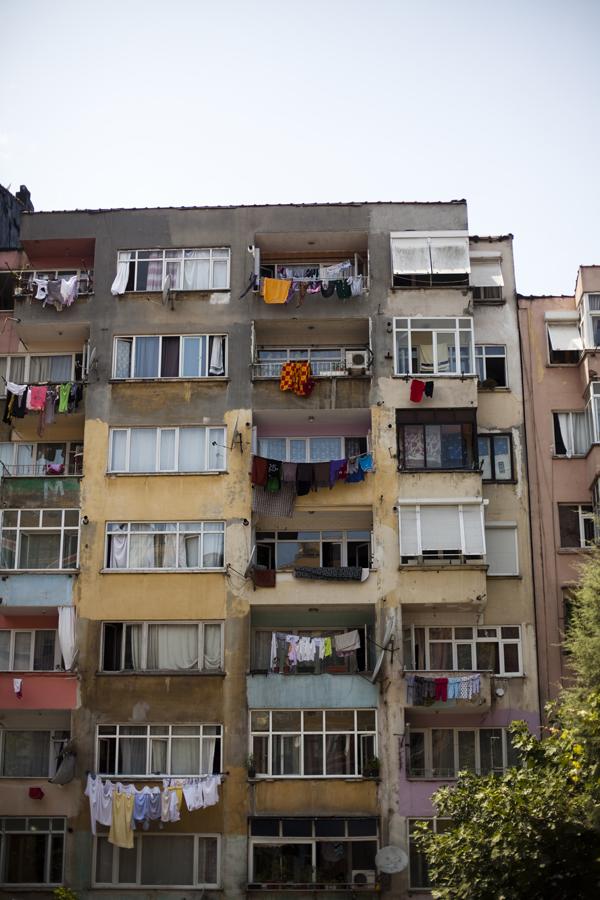 Tarlabasi Istanbul