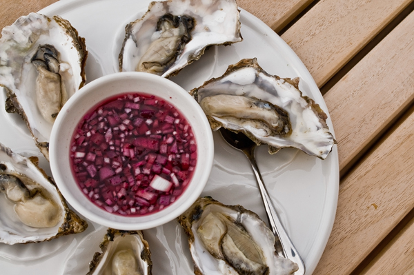 Rice and Oysters: Eating in Japan