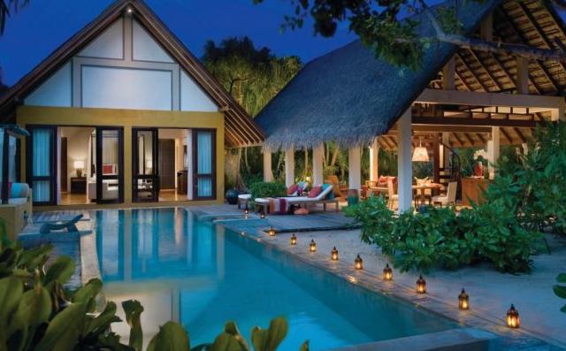 Hotels we love: the Four Seasons at Landaa Giravaaru, Maldives