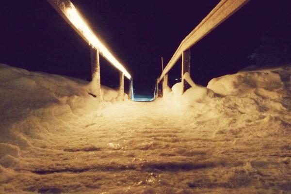 Ice Dipping Ylläs