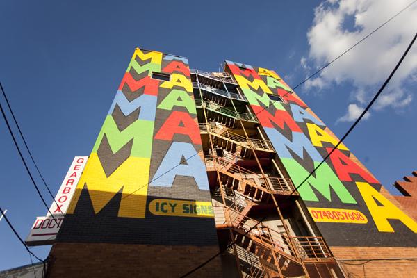 Street Art in Johannesburg