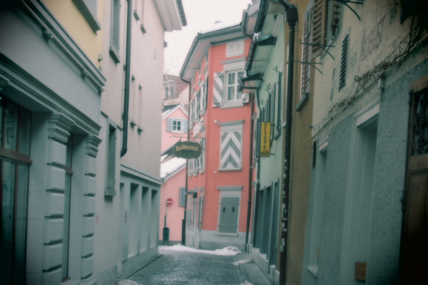 st gallen streets