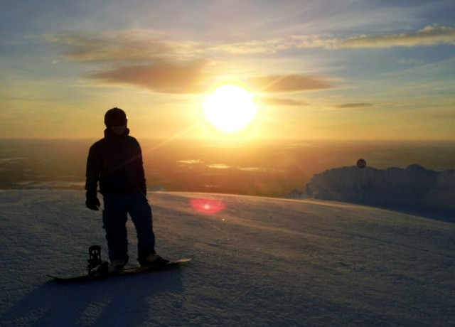 Ten reasons to go snowboarding (or skiing) in Ylläs