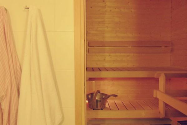 Sauna Yllas Apartment