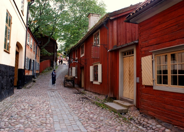 Back To The Roots: Historical Scandinavian Life