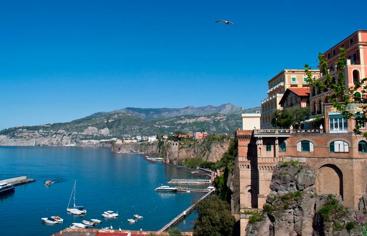 Sorrento by Lucy Dodsworth