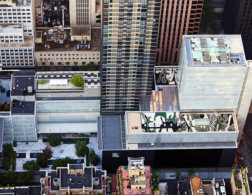 Up on the Roof: New York's Skyline Spaces