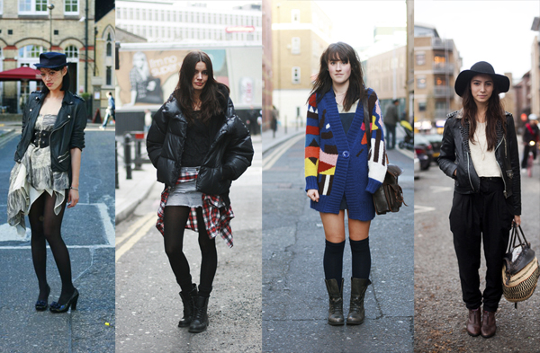 How to get the London look