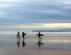 Baleal Surfcamp: Surf, Sardines and Rock'n Roll