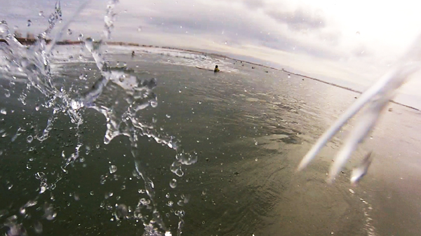 baleal surfing wave