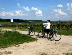 Western Germany by Bicycle