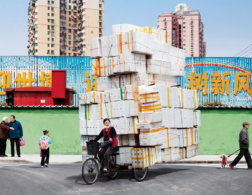 China, as seen through the eyes of Alain Delorme