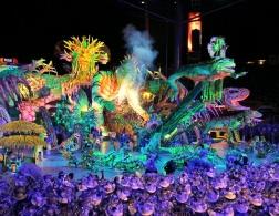 Bumba-meu-boi - The Partintins Folklore Festival, Brazil