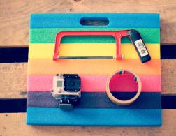 DIY Sunday - Floating Back for your GoPro Camera