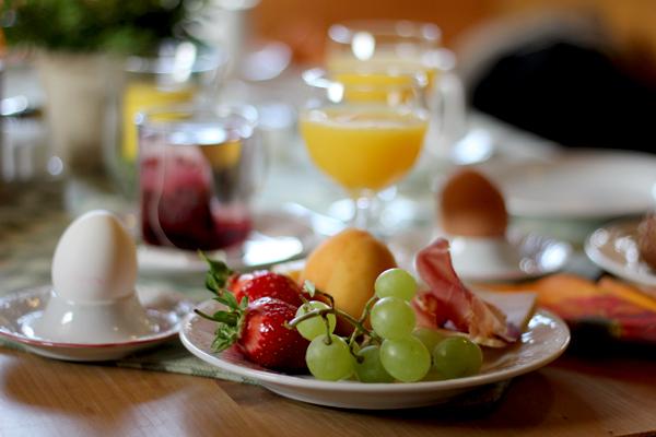 kesselalm breakfast