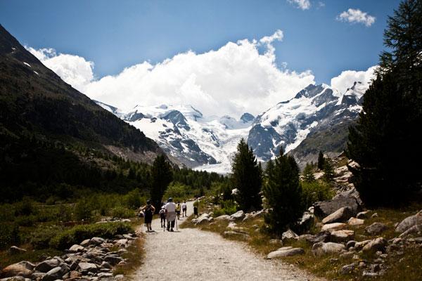 engadin valley switzerland