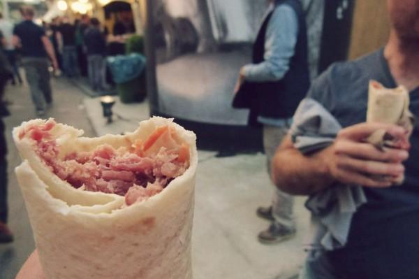 Pork Wrap