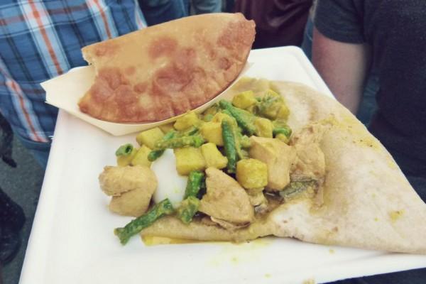 Surinam Food North Sea Jazz