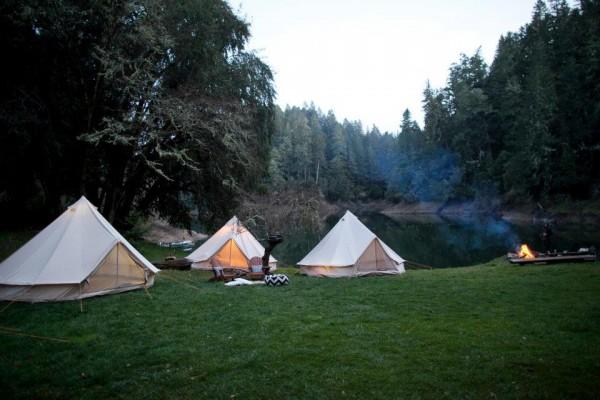 Shelter Co. / Travelettes