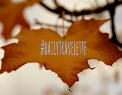 The Travelettes Instagram Challenge - Fall Edition