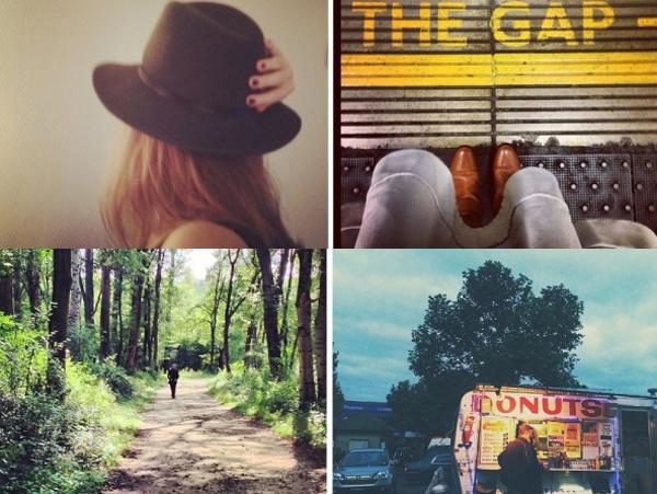 Fall Instagram Challenge - Recap #1
