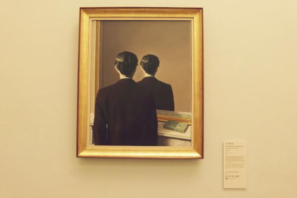Rene Magritte at Boijmans Museum Rotterdam