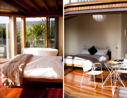 Kokohuia Lodge - a special place for love