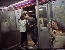 The Romance on New York City's Streets