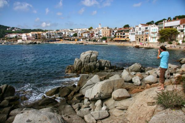 discovering the costa brava
