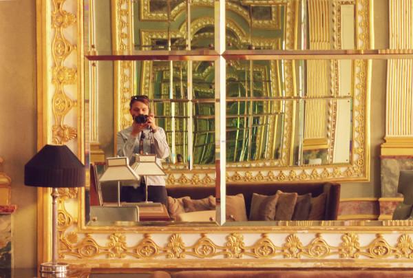 Frankie at Palacio do Freixo