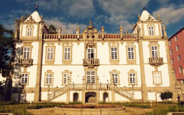 Palacio do Freixo Hotel in Porto