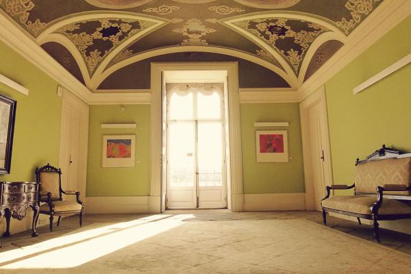 Pretty Room at Palacio do Freixo in Porto