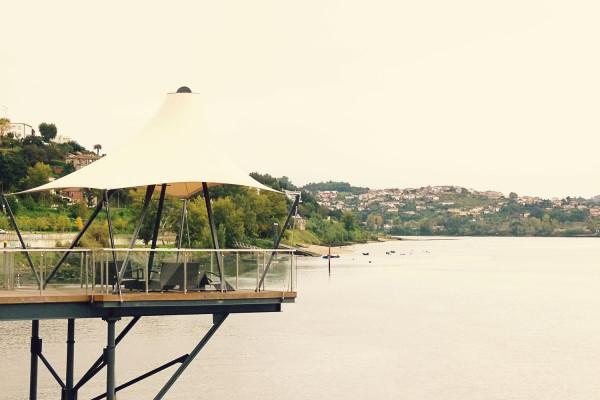 River Douro View Palacio do Freixo