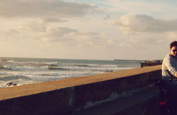 Seafront near Porto
