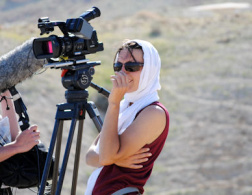 Travelette of the Month: Eva Stotz, documentary filmmaker