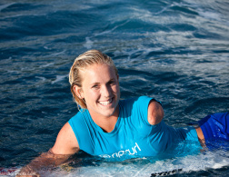 Bethany Hamilton - Pro Surfer with Faith