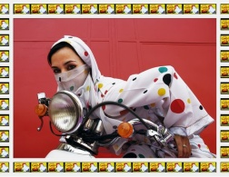 Kesh Angels - the biker girls of Morocco