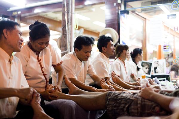 bangkok foot massage