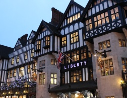 Liberty: The Shopping Emporium of London