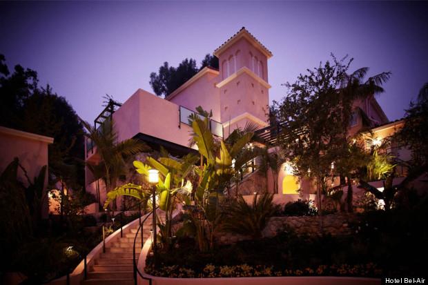 Hotels we love: the Bel Air, Los Angeles