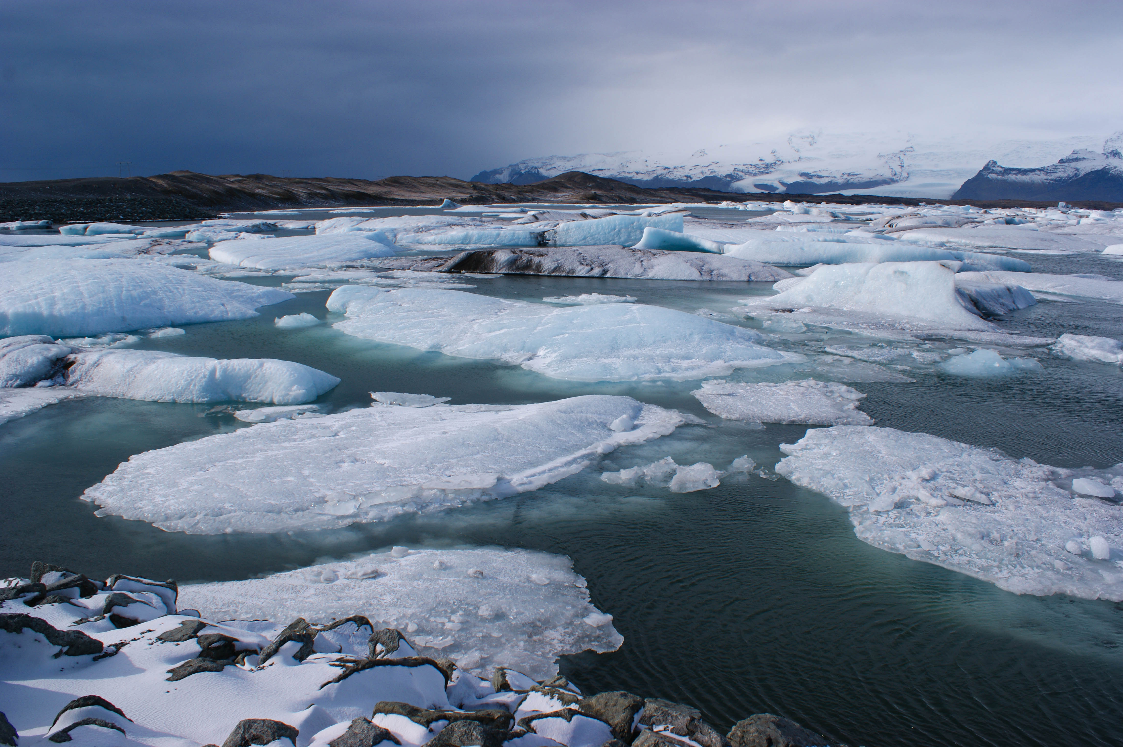 roadtrip iceland jökulsarlon