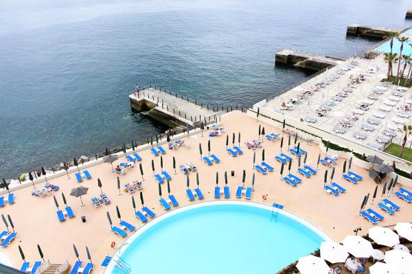 Cliff Bay Swimming Pool