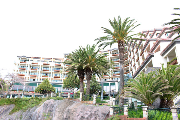 The Cliff Bay Hotel in Madeira