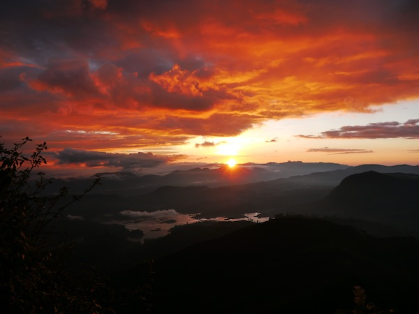 5,200 Steps to Sunrise: Climbing Adam's Peak
